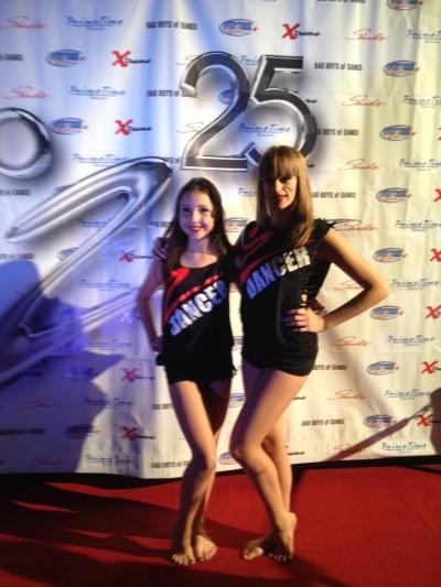 Showbiz Nationals Opening Number Dancers.